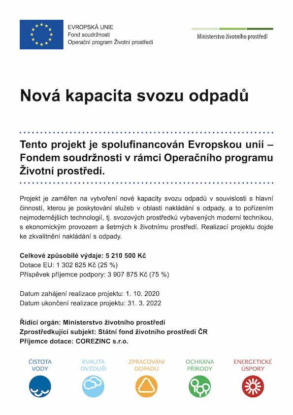 Nová kapacita svozu odpadů_web plakát