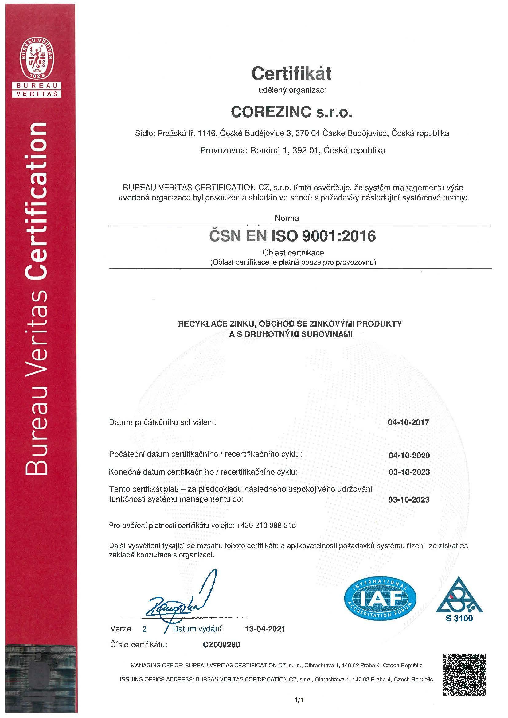 Scan_Certificate CZ009280_CIA_QMS_2021_CZ